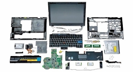 Notebook Sales, Parts and Spares